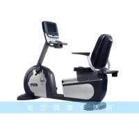 MOTUS靠背式商用健身车(带电视) M660BRL