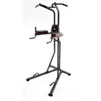 阿迪达斯(Adidas)引体向上器室内单双杠 多功能综合训练器 俯卧撑健身器材ADBE-10260