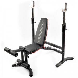 阿迪达斯(adidas)奥林匹克举重床举重架ADBE-10240 健身器材