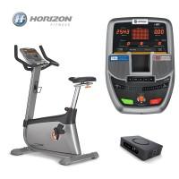 乔山Elite U4000立式健身车电控健身车 商用 家用健身车