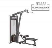 英派斯  IT9322   高拉力背肌及坐式背肌训练器