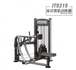 英派斯  IT9319  坐式背肌训练器