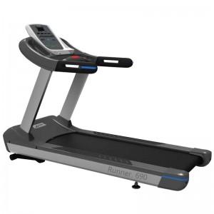 台湾 UFIT 优菲专业商用跑步机 Runner 690 TOUCH 健身俱乐部配置
