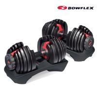 美国搏飞Bowflex 哑铃男女士自动可调节哑铃 高端家用哑铃专业健身房器材 552i哑铃单只